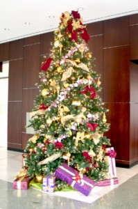 Decorated Trees Gallery