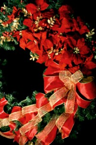 Decorated Wreaths & Swags Gallery