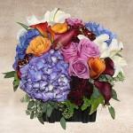Fresh Hydrangea Arrangement