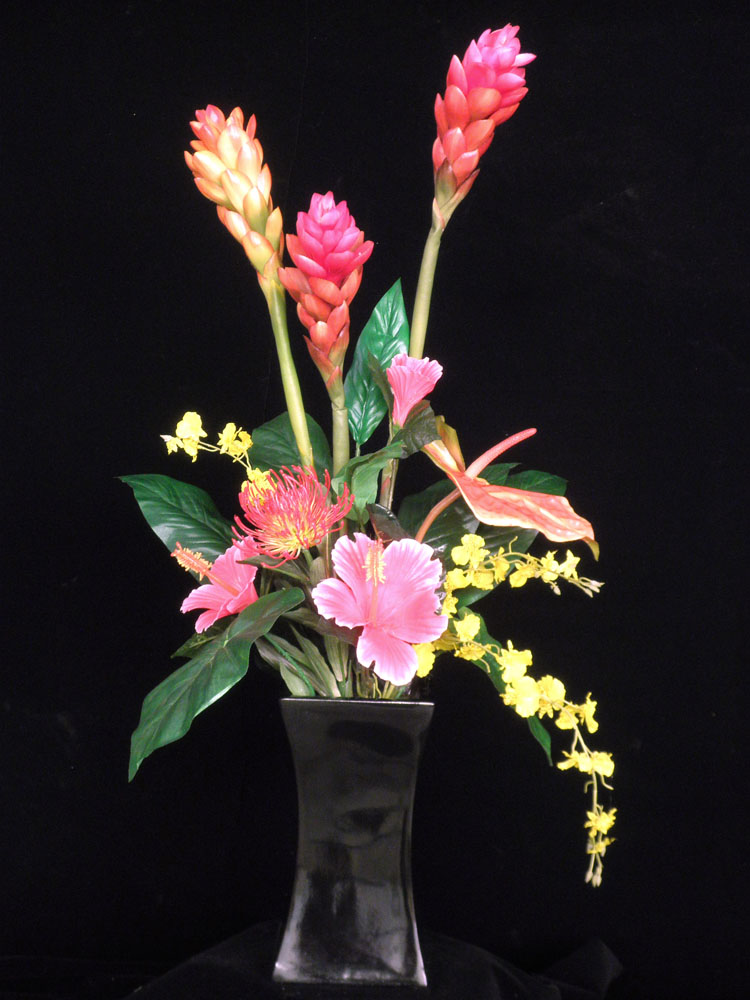 A plant affair llc los angeles leading interior plant company hawaiian torches mightylinksfo