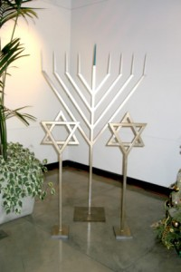 Menorahs & Custom Displays Gallery