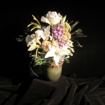 Reed with Lilies - Item # md101
