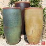 Extra Tall Rustic Jar
